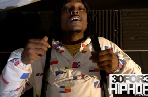 "King Rizz ""30 For 30"" Freestyle"