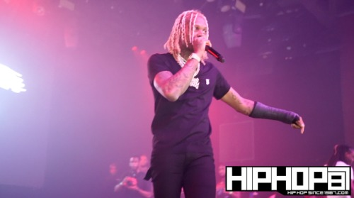 "LIL-DURK-DOPE-500x279 Lil Durk Performs at His Sold out ""Dope Shows"" Concert in Philly"