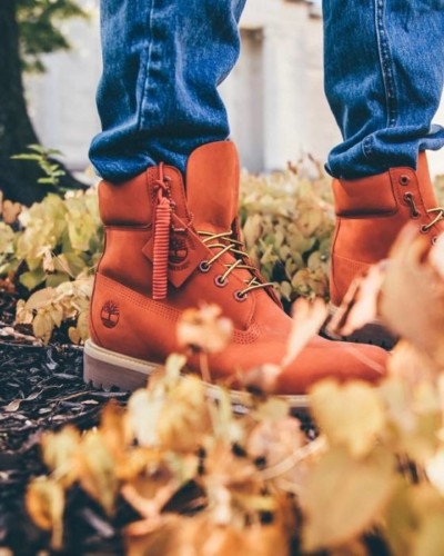 "Timberland-DTLR-Release-3-400x500 DTLR VILLA Teams Up With Timberland To Deliver Exclusive Premium 6"" ""Orange"" Boot"