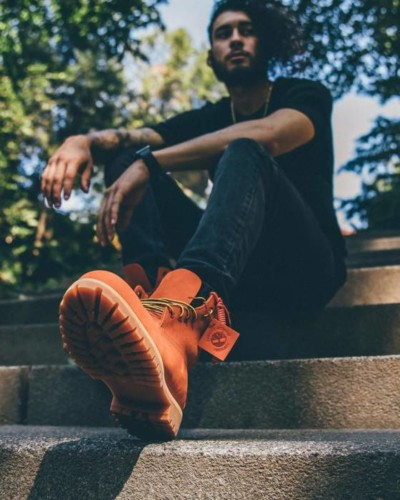 "Timberland-DTLR-Release-6-400x500 DTLR VILLA Teams Up With Timberland To Deliver Exclusive Premium 6"" ""Orange"" Boot"