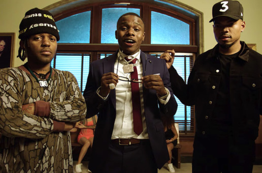 Chance The Rapper – Hot Shower Ft. DaBaby & MadeinTYO (Video)