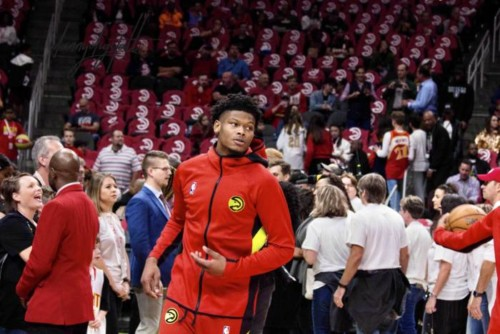The Young & The Reddish: Atlanta's Young Team Will Have a Tough Test vs. the Sixers Tonight (Oct. 28th)