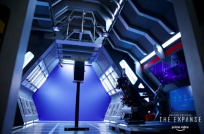 "Amazon Prime Original's ""The Expanse"" Activation at New York Comic Con"
