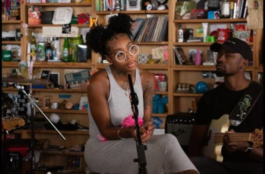 Summer Walker NPR Music Tiny Desk Concert