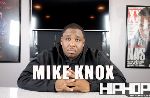 "Mike Knox Talks ""Hunger For Success"", 50 Cent, G-Unit Philly, Cosmic Kev & More (Part 1)"