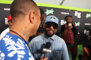 Musiq Soulchild Talks New Music with Lil Kim, a New Project with Drumma Boy & More (Video)