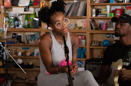 "Watch Summer Walker's ""Tiny Desk Concert"" (Video)"