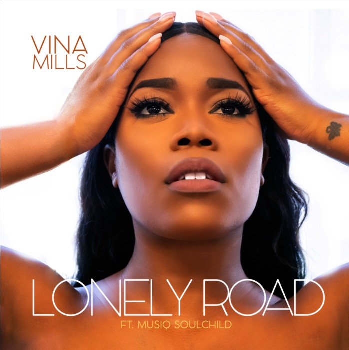 """R&B Newcomer Vina Mills & Musiq Soulchild Team Up on New Song """"Lonely Road"""""""