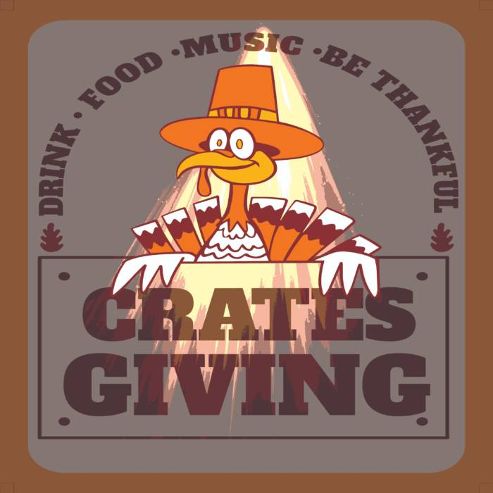 Digital Crates – CratesGiving3 (Free Download)