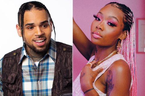 Chris Brown Teases Summer Walker Collab!