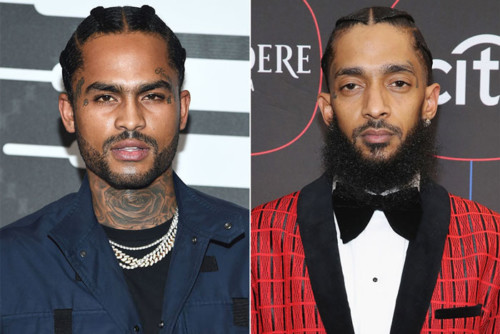 Dave East – The Marathon Continues (Nipsey Hussle Tribute)