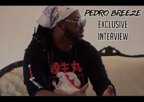 Cutty TV Presents : Pedro Breeze Exclusive Interview