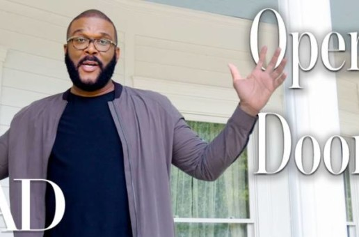 Inside Tyler Perry's 300-Acre Studio Compound in Atlanta | Open Door | Architectural Digest
