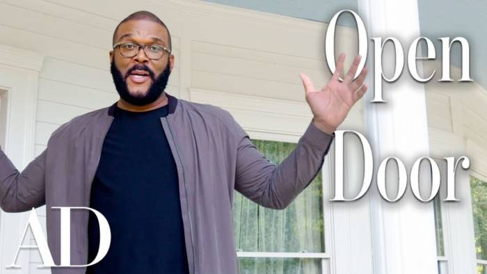 maxresdefault-18 Inside Tyler Perry's 300-Acre Studio Compound in Atlanta | Open Door | Architectural Digest