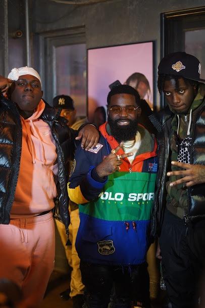 EMPIRE presents Studio Night's featuring Afro B!