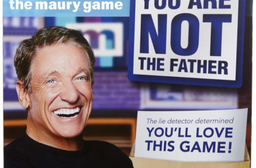 The Maury Game: You Are Not The Father Will Be Released on Nov. 27th