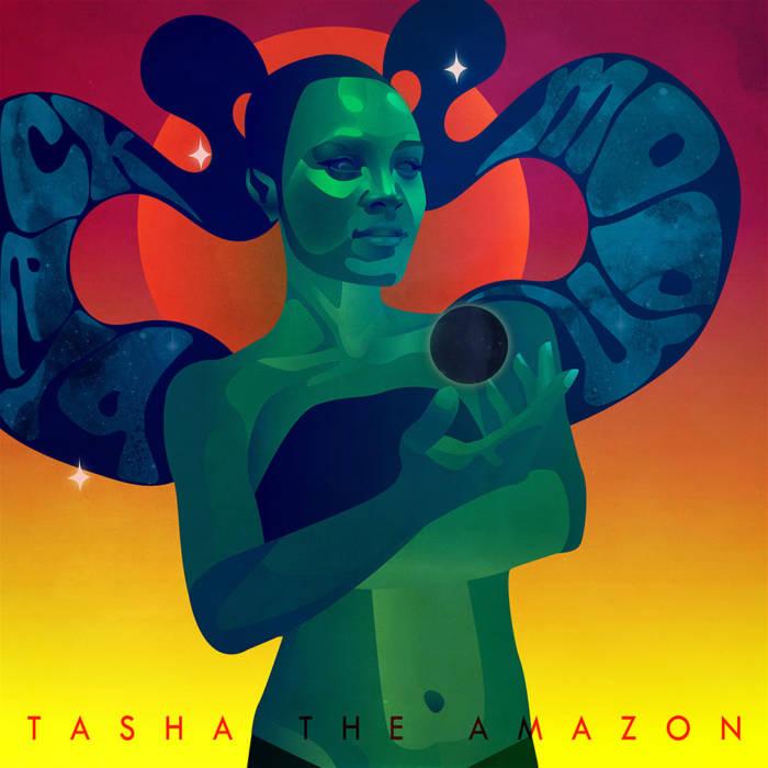 Toronto's JUNO nominee Tasha The Amazon's new ALBUM out today!