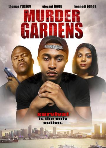 Murder Gardens Premieres on Amazon!