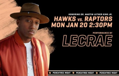 0-1-500x320 Inspirational Hip-Hop Artist Lecrae Will Perform at the Annual Atlanta Hawks MLK Day Game on Monday, Jan. 20 vs. Toronto