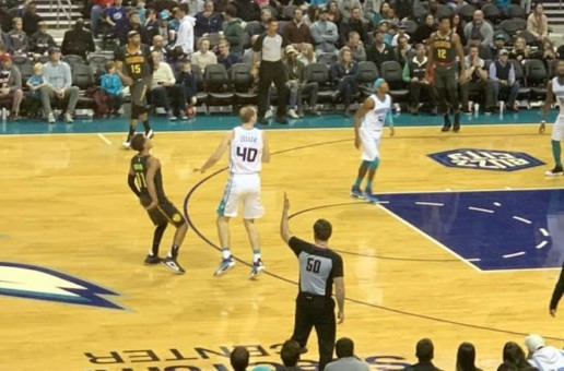 Bees Waxed: The Atlanta Hawks Sting the Hornets in Charlotte To Start Their 3 Game Road Trip (122-107)