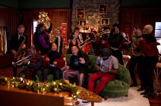 ESPN and John Legend Invite Fans to Celebrate 'Christmasketball' (Video)