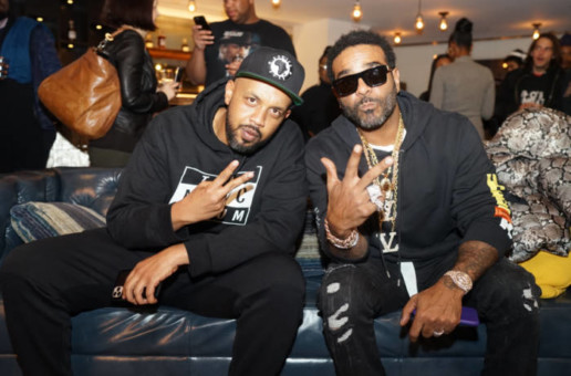 Jim Jones, Casanova & More Celebrate Hot 97's Leaderboard Live's One Year Anniversary! (Recap)