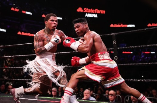 Gervonta Davis Wins WBA Lightweight World Title With Thrilling 12th Round KO of Yuriorkis Gamboa Saturday Night on Showtime From State Farm Arena in Atlanta
