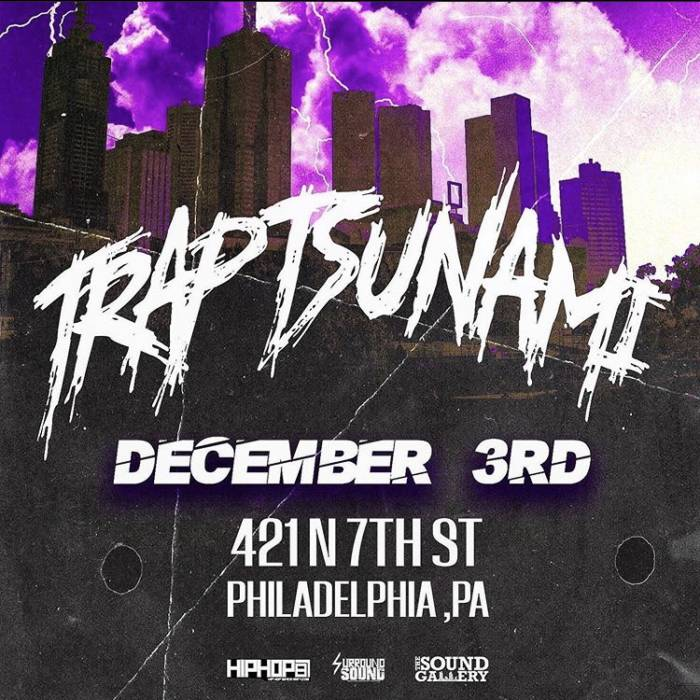 IMG_8134 HHS87 Exclusive: Trap Tsunami Concert Returns to Philadelphia