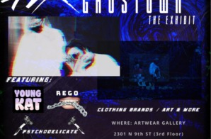 "Celebrate the release of 4VR's highly anticipated EP ""Ghostown"" on December 6th!"