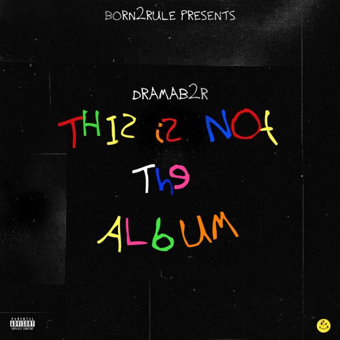 Ticket-PROD-BY-ANIMALPLANET DRAMAB2R - THIS IS NOT THE ALBUM