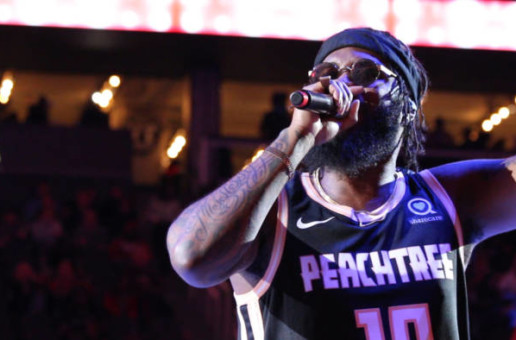 Big K.R.I.T Performs During Halftime of the Brooklyn Nets vs. Atlanta Hawks Game (Dec. 4th) (Video)