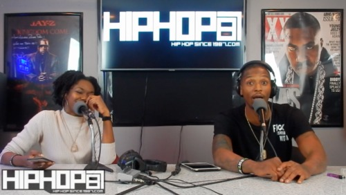 "chuchea-and-harley-pic-500x282 HipHopSince1987 Presents ""The FuckIsWrongWitChu"" Podcast Starring Chuh-Chea & DJ Harley Quinn"