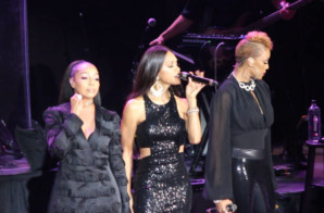 "En Vogue Performs 'My Lovin'"", ""Hold On"" & More at the Coca-Cola and Holiday Inn Presents: 'Marquee Moments Home for the Holidays Concert' (Video)"