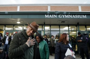 The Answer Gets Honored: Bethel High School Unveils Their New Allen Iverson Gymnasium