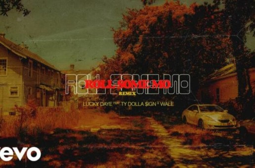 Lucky Daye – Roll Some Mo Ft. Wale x Ty Dolla $ign (Remix)