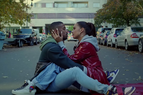 "michael-b-jordan-snoh-aalegra-500x334 Snoh Aalegra Taps Michael B. Jordan For ""Whoa"" Video!"