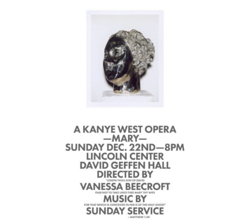 "unnamed-5-2-500x457 Kanye West Brings Opera ""Mary"" to Lincoln Center on Dec. 22nd (NY)"