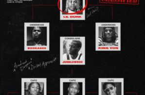 Lil Durk brings together his OTF label for Family Over Everything!