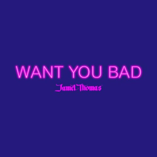 wantyoubadcover-500x500 HHS1987 Premiere: Jamel Thomas - Want You Bad