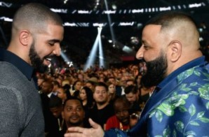 DJ Khaled Teases New Drake Collaboration!