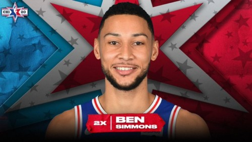 Ben-Simmons-500x282 Philadelphia Sixers' Ben Simmons Named a 2020 NBA All-Star Eastern Conference Reserve