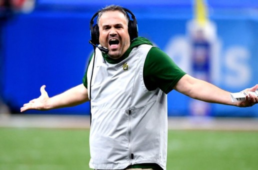 From Broad St. To The NFL: Former Temple/Baylor Coach Matt Rhule Has Agreed To Become the Carolina Panthers New Head Coach