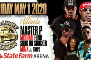 "Master P Headlines The ""No Limit Reunion Celebration"" in Atlanta at State Farm Arena on Friday, May 1, 2020"