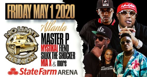 "EOK7YB2WoAIBsCP-500x261 Master P Headlines The ""No Limit Reunion Celebration"" in Atlanta at State Farm Arena on Friday, May 1, 2020"