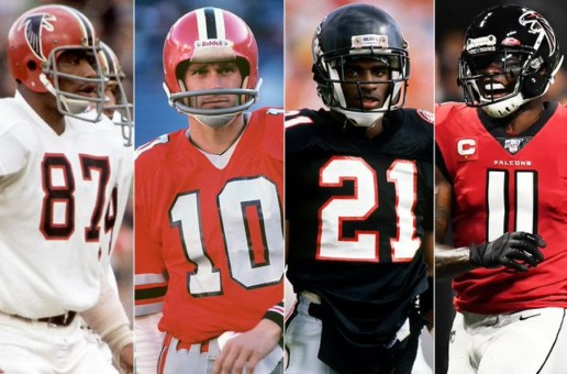 Falcon Fresh: Atlanta Falcons Owner Arthur Blank Announces The Falcons Will Have New Uniforms in 2020