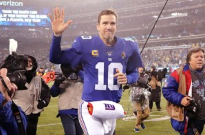 Hangin' Up The Cleats: After 16 Seasons, New York Giants QB Eli Manning Will Retire From the NFL on Friday