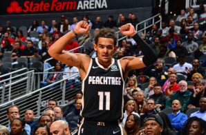 Everyday A Star Is Born: Atlanta's Trae Young Leads Eastern Conference Guards in First Fan Returns of NBA All-Star Voting