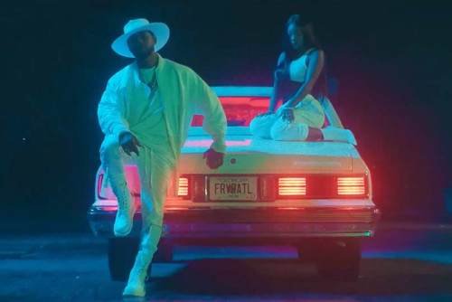 "usher-summer-walker-ct-500x334 Usher & Summer Walk Link Up For ""Come Thru"" Video!"