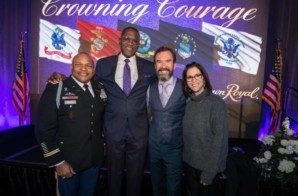 Crowning Courage: The Atlanta Hawks and Crown Royal Honor 125 Military Personnel With Courtside Seats