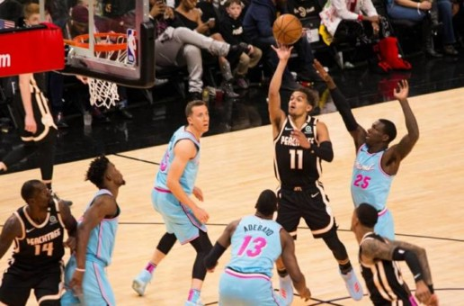 Arctic Blast: Atlanta Hawks Star Trae Young's 50 Point Night Cools Down The Miami Heat (129-124)